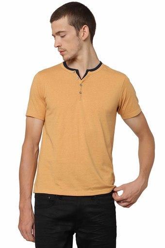 LIFE -  MustardT-Shirts & Polos - Main