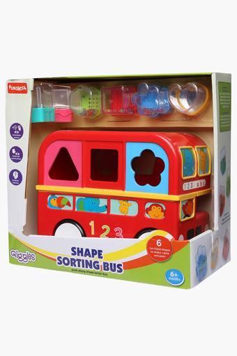 Shape Sorting Bus