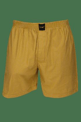 STOPMens Cotton Boxers