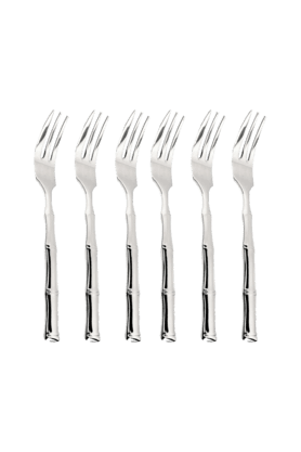 SANJEEV KAPOOR Pastry Fork (Set Of 6)