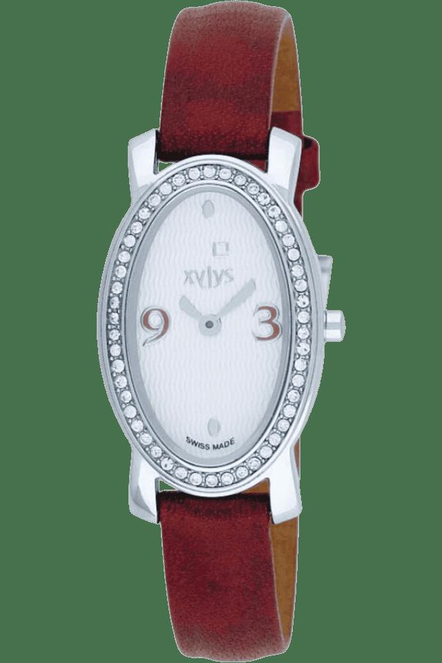 Womens Silver Variations Dial Watch NE9728SL03
