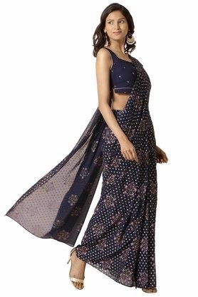 INDYA - BlueWomen Ethnic Wear - 5