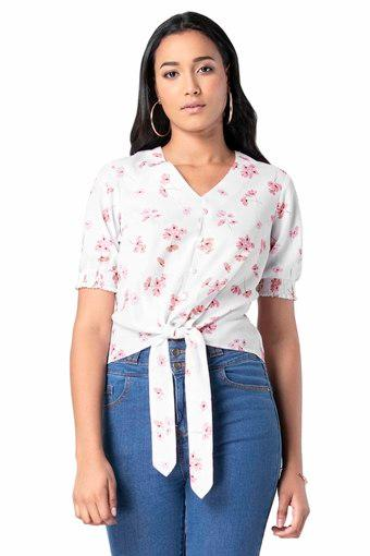FABALLEY -  WhiteT-Shirts - Main