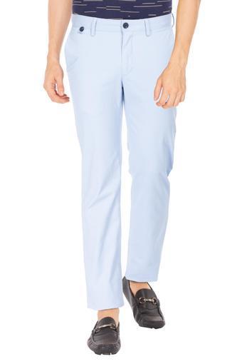 LOUIS PHILIPPE SPORTS -  Light BlueCargos & Trousers - Main