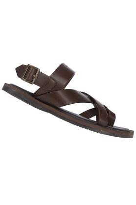RED TAPE - Brown Sandals & Floaters - 1