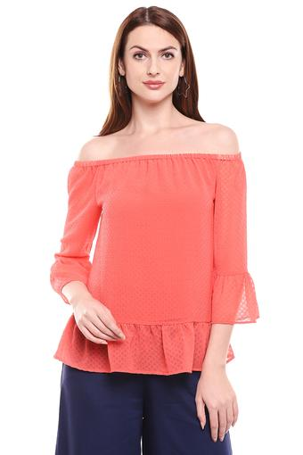GIPSY -  Orange T-Shirts - Main