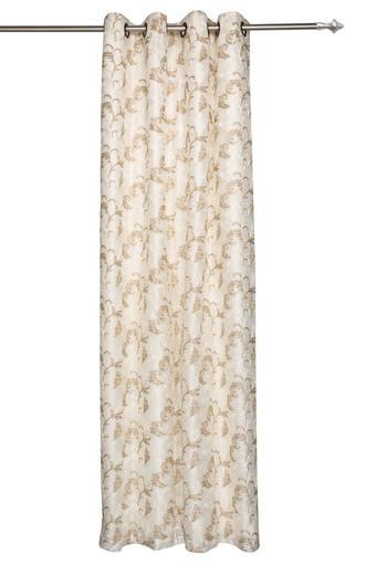 ARIANA -  Beige Curtains - Main