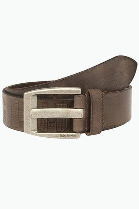 BEING HUMAN Mens Casual Leather Belt - 201741716