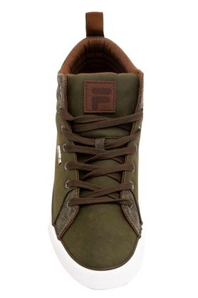 Mens Suede Lace Up Casual Shoes