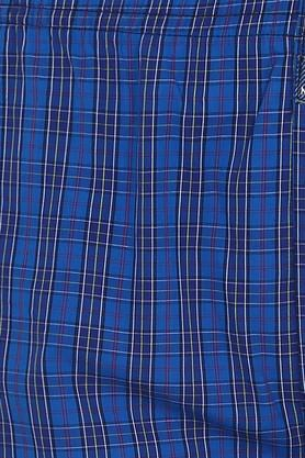 Mens Checked Boxers