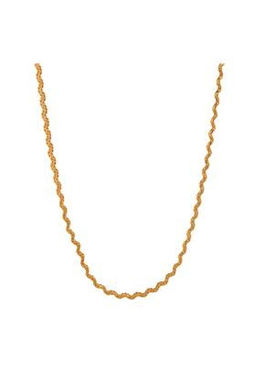 WHP JEWELLERS Mens Yellow Gold Chain GCHD15062857