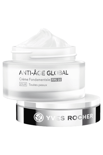 Anti-Age Global Creme Fondamentale Spf20 50ML