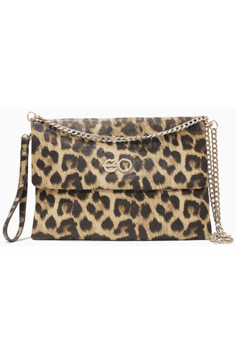 Buy E2O Womens Animal Print Sling Bag  2f06c0cd97eb7