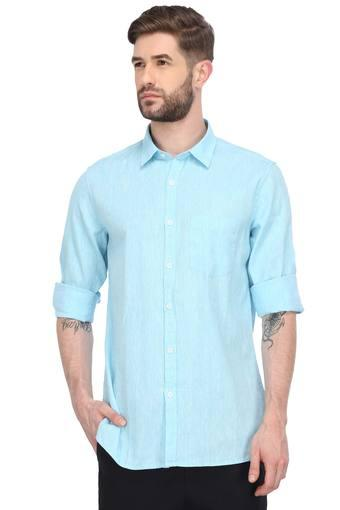 VETTORIO FRATINI -  Light Blue Shirts - Main