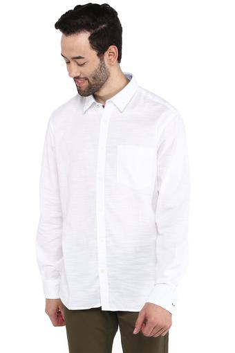 INDIAN TERRAIN -  WhiteShirts - Main