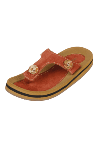 BEANZ -  Light OrangeFlip Flops - Main