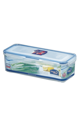 LOCK & LOCK Classics Rectangular Food Container With Tray - 1.6 Litres