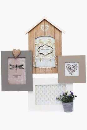 ADARA Four Picture Collage Photo Frame