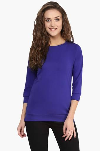 MISS CHASE -  Purple Tops & Tees - Main