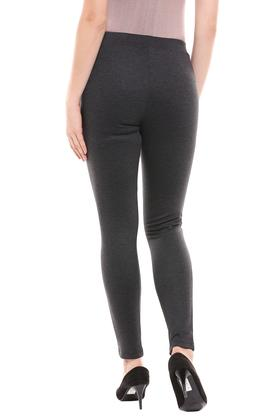 ALLEN SOLLY - BlackTrousers & Pants - 1