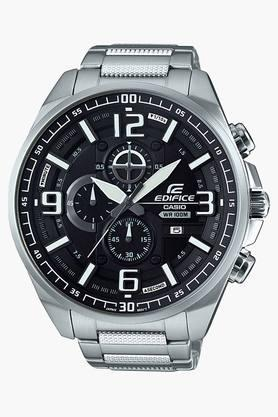 Mens Chronograph Stainless Steel Watch