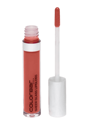 COLORBAR Sheer Glass Lip Gloss Brown Sheen SGG008