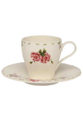 DEVON NORTH Affection Cup & Saucer