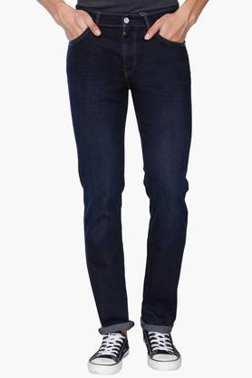 Mens Slim Fit Mild Wash Jeans (511)