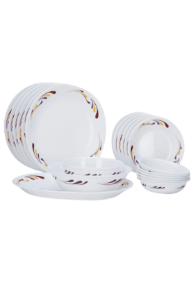 CORELLE Celebration (Set Of 21) - Dinner Set