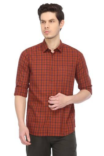 VETTORIO FRATINI -  RustCasual Shirts - Main