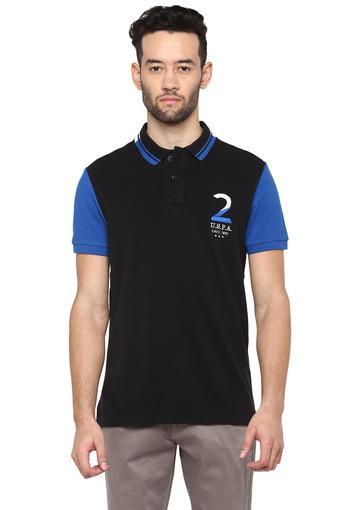 U.S. POLO ASSN. -  BlackT-shirts - Main
