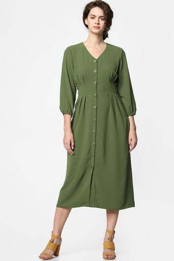 ONLY -  Cyprus GreenDresses - Main