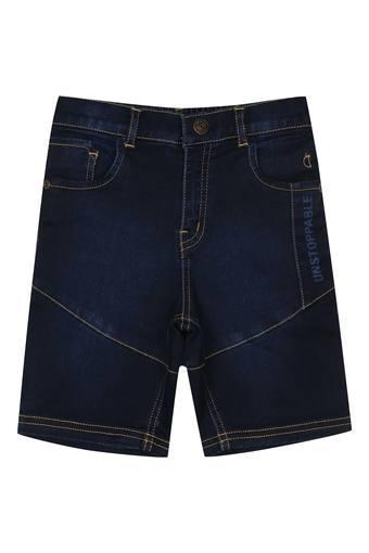 GINI & JONY -  Dark BlueBottomwear - Main