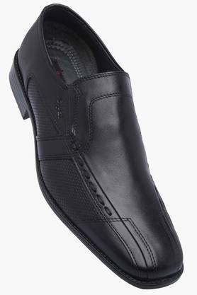 VENTURINI Mens Leather Slipon Smart Formal Shoes - 201777596