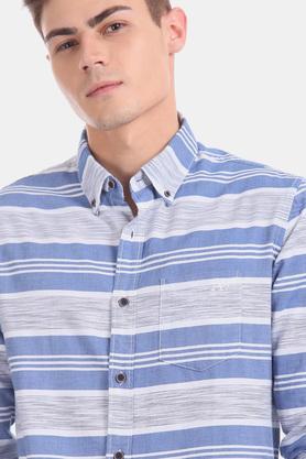 AEROPOSTALE - BlueCasual Shirts - 5