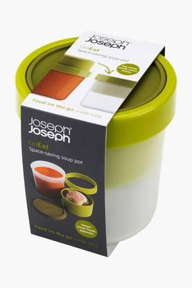 JOSEPH JOSEPH Plastic Compact 2 In 1 Food Containers - 201453411_9999