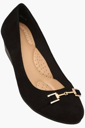 TRESMODEWomens Party Wear Slipon Pump Shoe