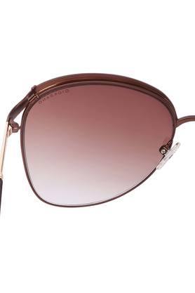 Womens Oversized UV Protected Sunglasses - GA90198C41