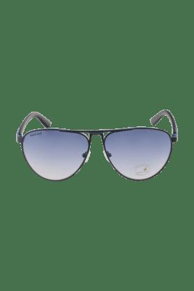 FASTRACKClassic Full Rim Aviator Sunglasses For Men-M122BU2