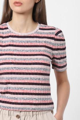 ONLY - Light MauveT-Shirts - 4