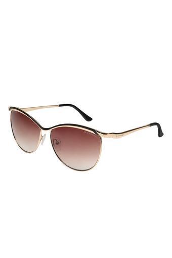 Womens Full Rim Regular Sunglasses - GA90200C49