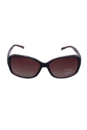 FASTRACKBug Eye Sunglasses For Women-P308BR3F