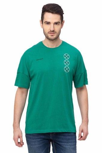 BEING HUMAN -  GreenT-Shirts & Polos - Main