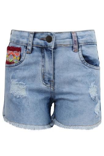 LIFE -  Denim Indigo Light Bottomwear - Main