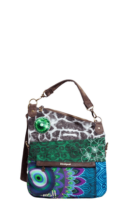 DESIGUAL Womens Printed Crossbody Bag