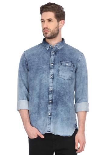 FCUK -  BlueShirts - Main