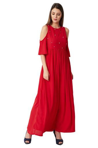 MISS CHASE -  Red Dresses - Main