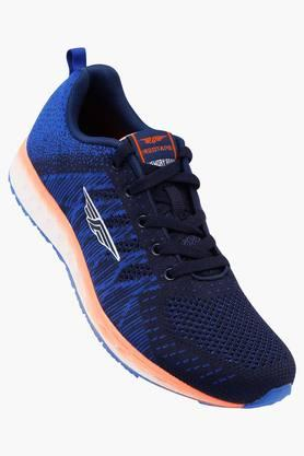 ATHLEISURE Mens Mesh Lace Up Sports Shoes