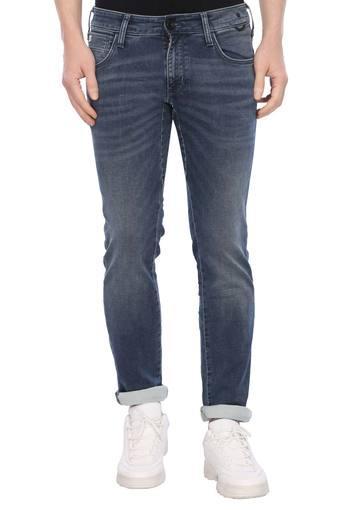 WRANGLER -  NavyJeans - Main