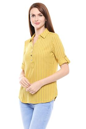Womens Striped Top